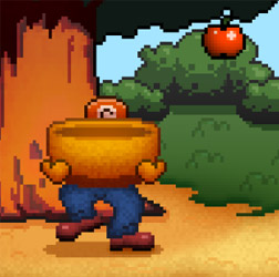 Touch and Catch – Fruit Farm