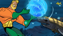 Aquaman Defender