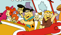Flintstones Coloring Book
