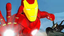 Iron Man - Armored Justice
