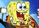 Spongebob and Spaceship Racers