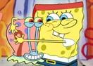 Balloons save Spongebob