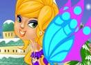 Winter Garden Fairy