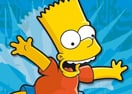 Bart Simpson Jumping