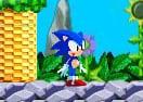 Jogo Sonic Spin Break Online Gratis