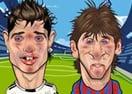 Slapathon: Ronaldo Vs Messi