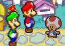 Mario & Luigi RPG - Wariance