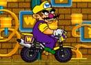 Wario Bike Adventure