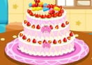 Stack a Wedding Cake