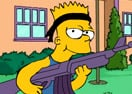 The Simpsons Bart Rulez