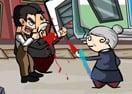Violent Couple