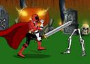 Power Ranger Samurai Halloween Blood