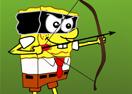 Spongebob Shoot Zombie