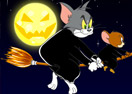 Tom and Jerry Halloween Pumpkins