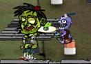 Eat My Foot Zombie