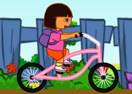 Dora Sunny Bike Riding