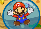 Mario Bubble Escape