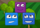 Happy Square Blocks