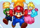 Mario Ice Treasure
