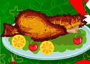 Christmas Fried Foods