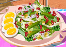 Salada de Feijão Verde: Aula de Culinária da Sara