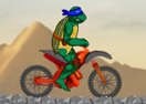 Ninja Turtle Super Biker