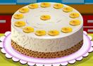 Delicious Banana Cream Cheese Cake Cooking