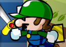 Brother Mario Rescue Princess