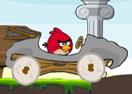 Car Revenge Angry Birds