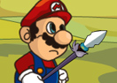 Mario Protect Princess