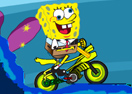 Spongebob Water Biker