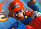 Mario Tractor Race!