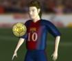 Messi and his 4 Ballon d'Orcs