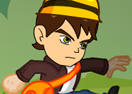 Ben 10 Gold Hunter