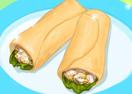 Tasty Tuna Wrap