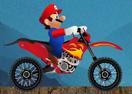 Mario Bike Practice