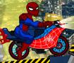 The Amazing Spider-Man Bike Game