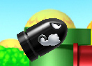 Super Mario Shoot The Cannon