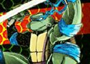 Ninja Turtles Sewers Race 3D
