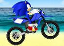 Sonic Beach Race