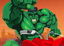 Hulk Stunts