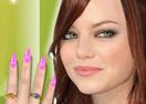 Emma Stone Manicure