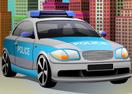 Cop Car Parking