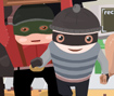 Team of Robber$