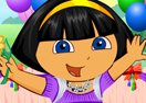 Dora's Birthday Party