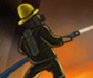 American Firefighter - Conquer the Flames!