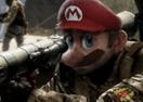 Mario vs Obama!