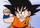 Dragon Ball Goku Fighting 2