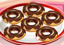 Donuts: Aula de Culinária da Sara