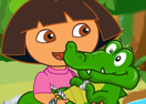 Dora Care Baby Crocodile